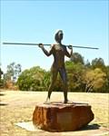 Image for Yagan (Aboriginal leader)—Perth, Australia.
