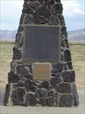 Image for First Nuclear Device Explosion - Trinity Site, White Sands Proving Grounds