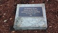 Image for WN Webfoot Unit #46 Plaque - Eagle Point National Cemetery - Eagle Point, OR