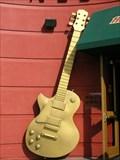 Image for Guitar - Hard Rock Cafe - Pier 39 - San Francisco