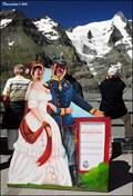 Image for Franz Joseph & Elisabeth at Kaiser Franz Josefs Höhe (Hohe Tauern National Park, Austria)