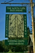 Image for The North Fork Brewery | pizzeria, beer shrine, wedding chapel, and microbrewery — Kendall, WA