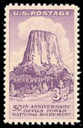 Image for Devils Tower National Monument - Devils Tower, WY