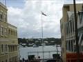 Image for Roderick Alexander Ferguson II Memorial Flagpole - Hamilton, Bermuda
