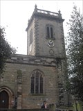 Image for Bell Tower, Church of St Nicholas, Abbots Bromley, Staffordshire.