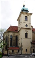 Image for Church of the Holy Spirit in Prague Old Town / Kostel Sv. Ducha na Starém Meste