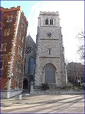 Image for St Mary-at-Lambeth Church - Lambeth Palace Road, London, UK