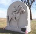 Image for 17th Pennsylvania Cavalry, Gettysburg, Pennsylvania