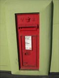 Image for Victorian Post Box - The Royal Oak, Blean Common, Honey Hill, Kent, UK