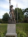 Image for Soldier's Memorial, Bellevue, Pennsylvania, USA