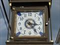 Image for Newark Rotary Free-Standing Town Clock - Newark, DE