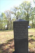 Image for 17th Ohio Infantry Regiment Detachment Marker - Chickamauga National Military Park