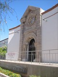 Image for Old Augustine cathedral door on Arizona Historical Society