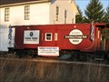 Image for Southern Pacific #1897 - Caboose in Lewisburg Oregon