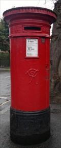 Image for Victorian Post Box, Sheridan Road, Merton Park, London UK