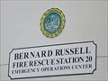 Image for Bernard Russell Fire Rescue Station 20