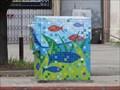 Image for Pseudo-Mosaic of Fish in Ocean - Hayward, CA