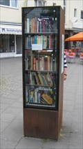 Image for Offener Bücherschrank Köln-Dellbrück
