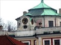 Image for Clock on chateu Vinor, CZ, EU