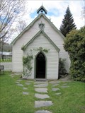 Image for St Paul's Anglican Church - Arrowtown, New Zealand