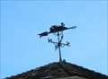 Image for Depot Park Gazebo Train Weathervane- Pleasant Hill, Mo.
