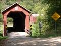 Image for Hune Covered Bridge (35-84-27)  - Washington County, Ohio