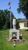 Image for Spotswood Fire Department Deceased Member Memorial