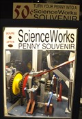 Image for Science Works Penny Smasher