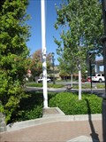 Image for Lafayette Flagpole Plaque - Lafayette, CA