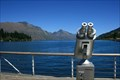 Image for Lions Club Coin-Op Binocular — Queenstown, New Zealand