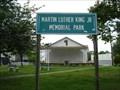 Image for Martin Luther King, Jr. Memorial Park - Salem, NJ