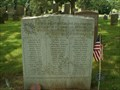 Image for Old Tennent Revolutionary Memorial - Manalapan, NJ