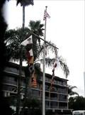 Image for Holiday Inn Nautical Flag Pole  -  San Diego, California
