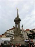 Image for Holy Trinity Column, Mikulov, Czech Republic