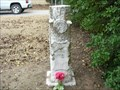 Image for J.C. Yonnes - New Hope Cemetery - Tecumseh, OK