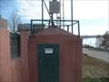 Image for Ohio river gauge at Evansville