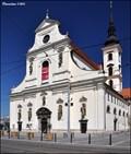 Image for Church of St. Thomas / Chrám Sv. Tomáše (Brno - South Moravia)