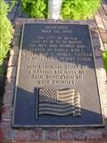 Image for Veterans Memorial Plaque ~ Ocala Florida