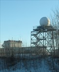 Image for Doppler Radar Carvel (Near Edmonton) Larger Dome - Stony Plain, Alberta