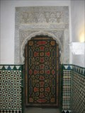 Image for Mudéjar doorway (2) in the Seville Alcazar
