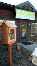 Image for Little Free Library - Pizzazz Salon & Day Spa - Klamath Falls, OR