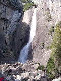 Image for Lower Yosemite Falls - Yosemite National Park - California