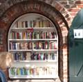Image for Offenes Bücherregal an der Kirche - Greetsiel, Germany