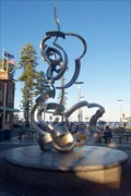 Image for Wind and Wave. The Corso. Manly. Sydney. Australia.