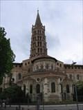 Image for Chemins de Saint-Jacques-de-Compostelle en France - Basilique Saint-Sernin, Toulouse, ID=868-045