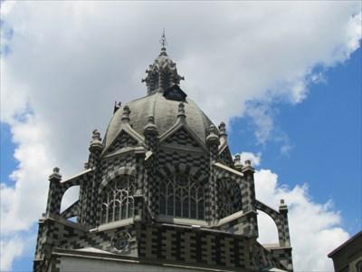 Palacio de le Cultura Dome, Medellin, Colombia