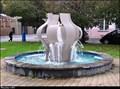Image for Fountain in Laube Square / Fontána na Laubeho námestí - Teplice (North Bohemia)