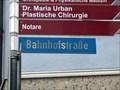 Image for Bahnhofstrasse, Deutsche Standard Edition - Prien am Chiemsee, Lk Rosenheim, Bayern, Germany