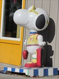 Image for Heart Snoopy - Santa Rosa, CA