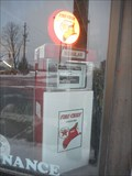 Image for Texaco Fire-Chief Gas Pump - Cooney Motors - Belleville, ON
